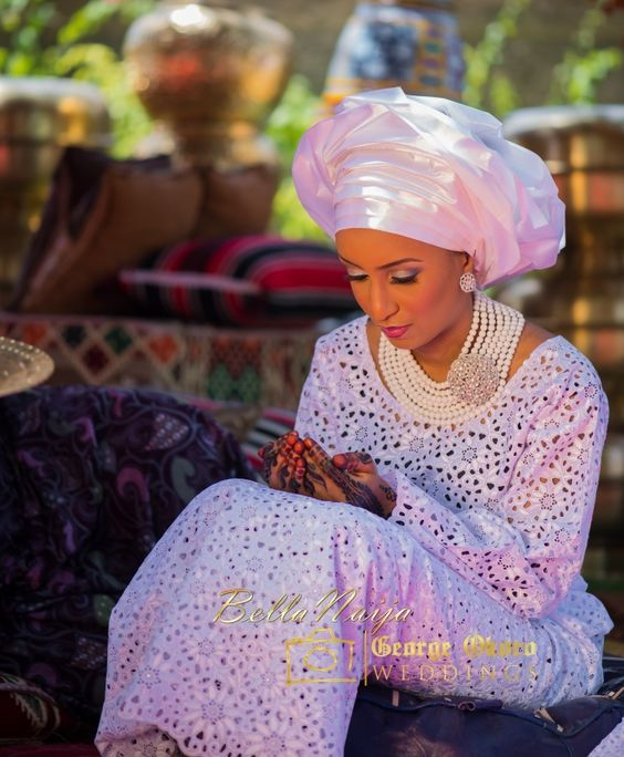 Farida umar gano wedding