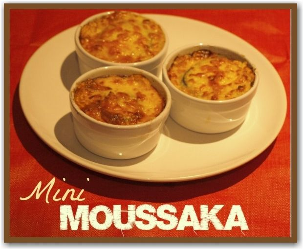 A Greek Recipe For Moussaka