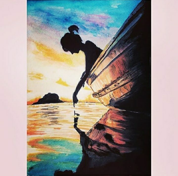 Pinterest Nor Syafiqah With Images Art Painting