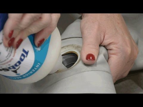 ToobSeal Inflatable Boat Interior Repair Sealant - YouTube