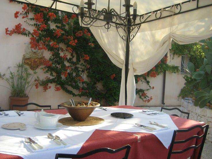 Masseria Due Torri, Apulia, Italy. Experience typical