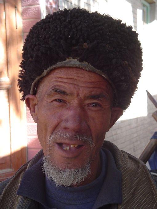 China-Hotan-Donkey driver