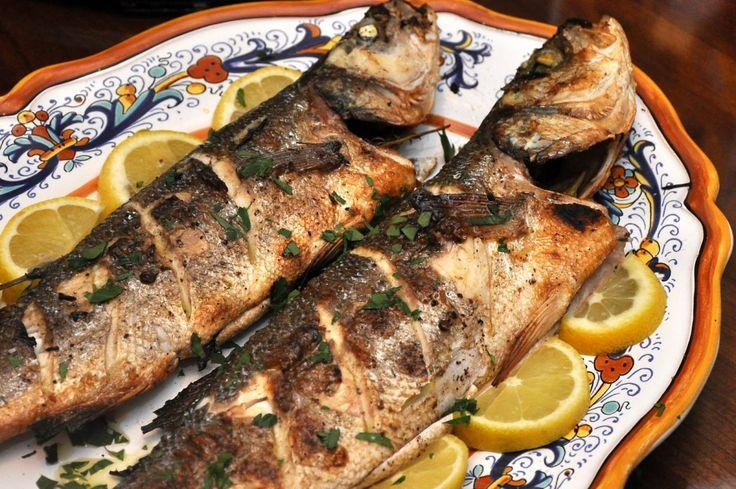 Pesce alla griglia (Grilled Fish)