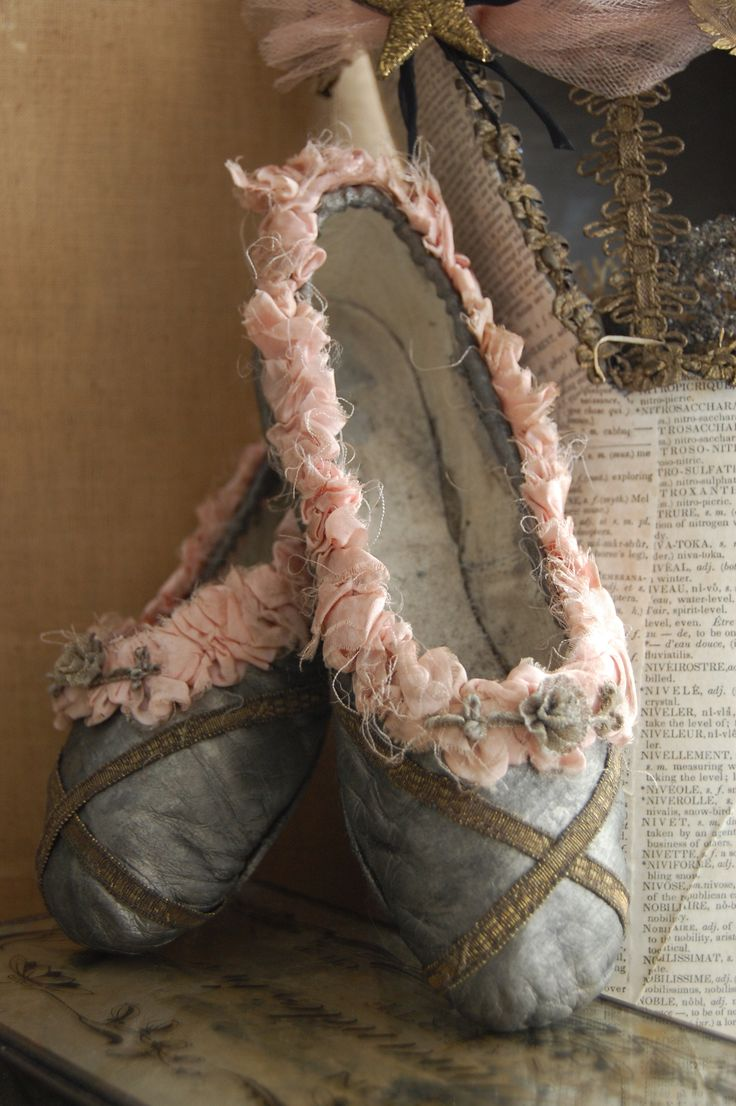 My Silver Ballet Shoes Donna O'Brien