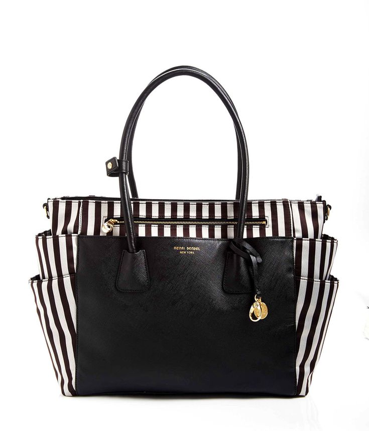 Miss Bendel Baby Bag – Designer Diaper Bags | Henri Bendel   My dream diaper bag!!! So in love!