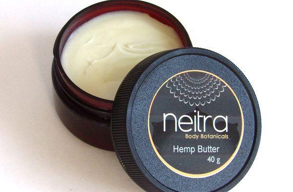 Hemp Butter #neitrahempbutter
