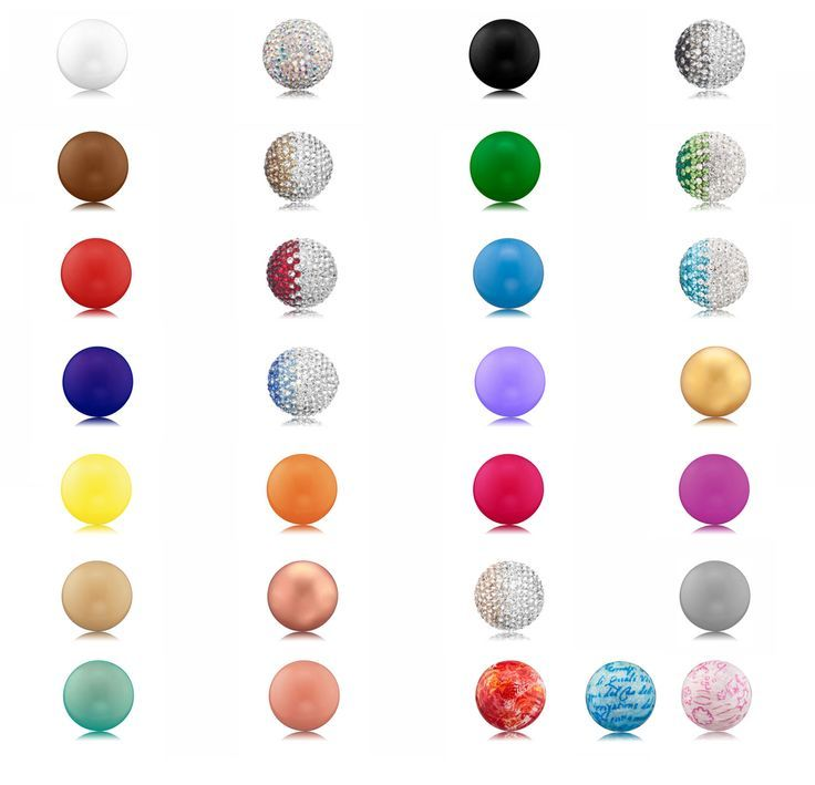 Engeslrufer Soundballs available in plain White, Black, Brown, Green, Red, Turquoise, Blue, Purple, Gold, Yellow, Orange, Pink, Rose, Grey & Mint (R299 each) and Crystal Variations (R899 each).  Each colour has its own special meaning.