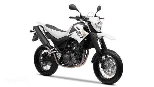 2012 Yamaha XT660X - Top Speed