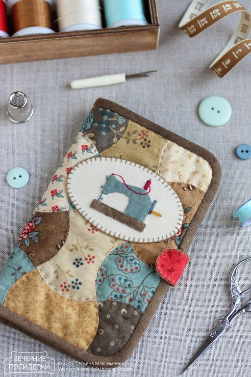 Book Cover Sewing Kits : Ideas about needle case on pinterest pin cushions