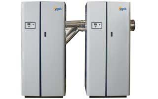 Ygnis presenta las calderas de #condensación a gas Varmax y Varmax Twin para instalaciones de ACS y# calefacción