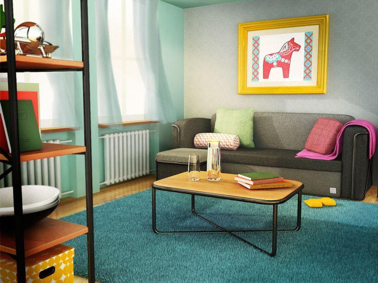 Bemiel Union_Basket Sofa custom#NW fabric-Waterproof#Swedish style interior www.bemiel.com