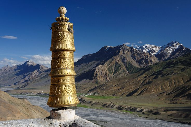 Spiti Valley (Kee Monastery)   India   2011 http://www.honza-libor.cz/indie-2011/