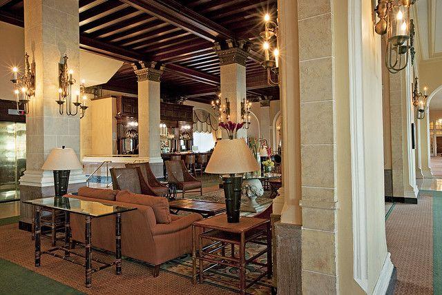 Hotel Galvez. Galveston Island, Texas
