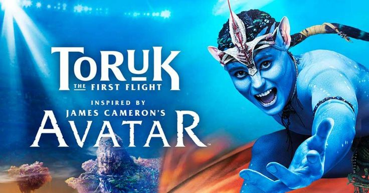 Cirque du Soleil TORUK ~ The First Flight arrives in Ottawa June 29th. Always a not to miss production. Find out why and buy your tickets TODAY!