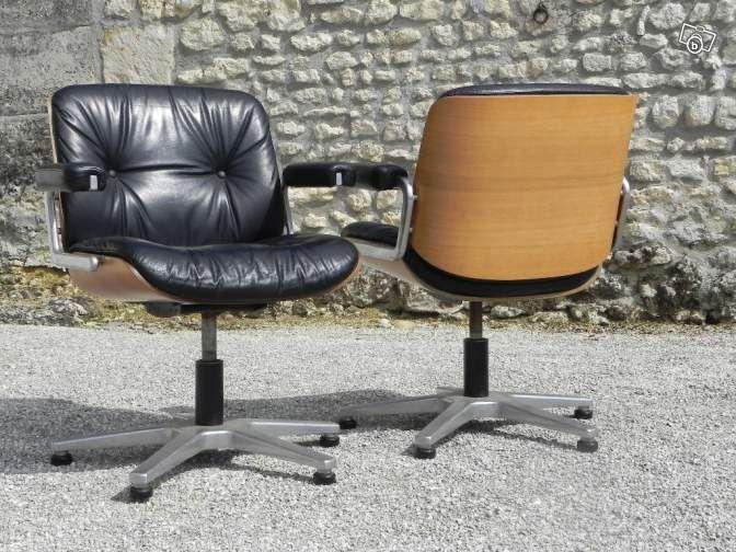Ordinaire Fauteuil Eames Prix #12: Fauteuil Martin Stoll Lounge Chair Charles U0026 Eames Ameublement Charente -  Leboncoin.fr