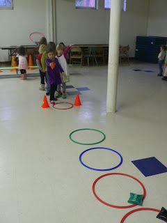 Ce mois-ci, nous avons découvert les ballons et fait de nombreux jeux collectifs (avec ou sans ballons). Nous avons tout d'abord découvert...
