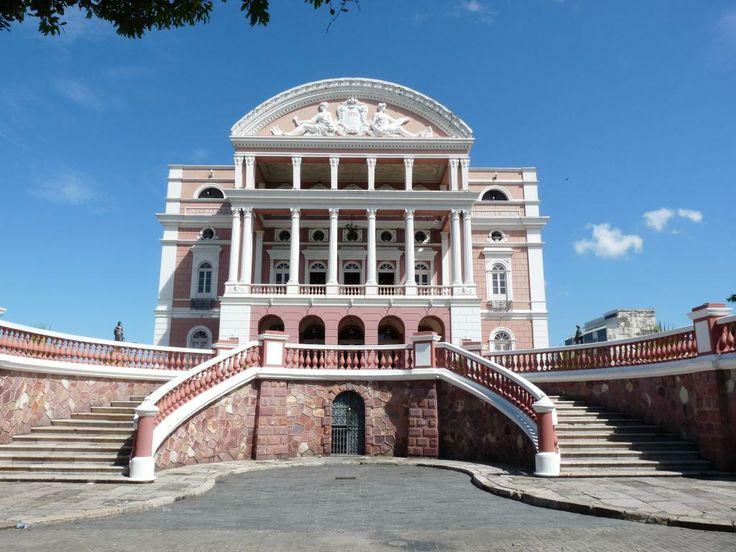 Manaus, Brazil | Theatre