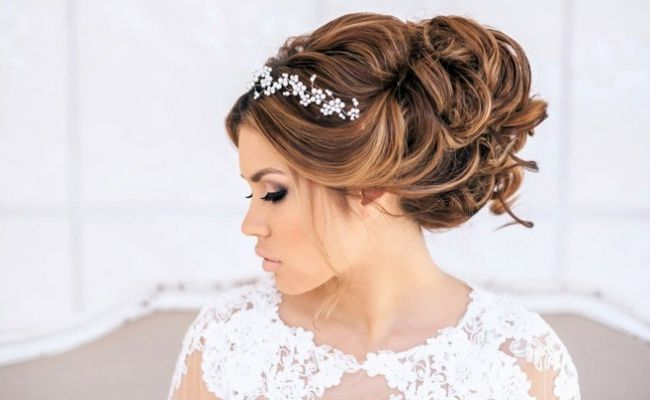 How To Do A Spanish Updo Wedding Hairstyle