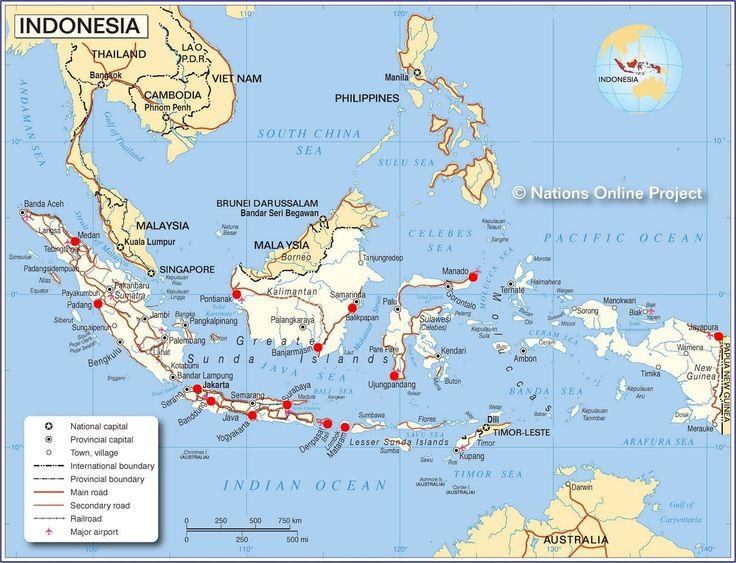Indonesia Travel Plan: Gallery