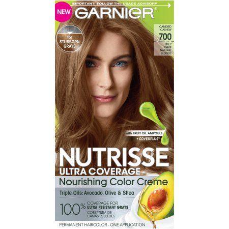 Garnier Nutrisse Ultra Coverage Hair Color Beige Hair Color