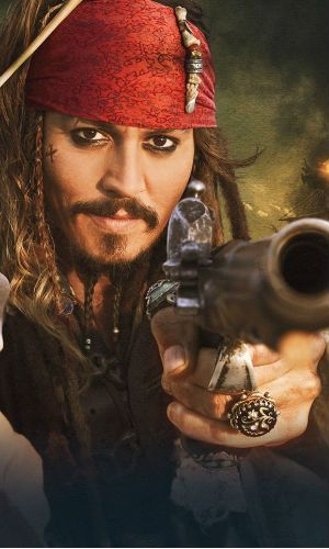What can audiences expect in the fifth 'Pirates' movie, other than Johnny Depp as the irascible Jack Sparrow? Producer Bruckheimer says the new film maintains the previous movies' mixture of high-seas adventure and supernatural horror.