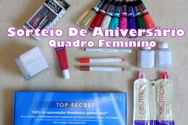 Sorteio de Aniversário https://www.facebook.com/ivete.cardosocarvalho.7/posts/412956098848495?stream_ref=10