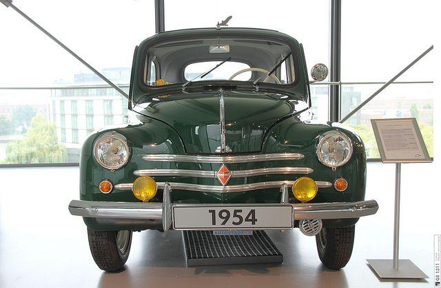 1954 Euro RENAULT 4 CV