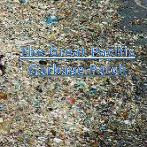 the background of the great pacific garbage patch Plastics in the ocean: the great pacific garbage patch virginia tech and also has a rich and diverse background in environmental matters with a bachelor's.