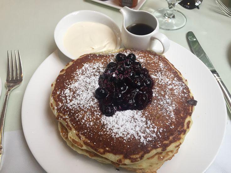 Beverly Hills hotel pancakes