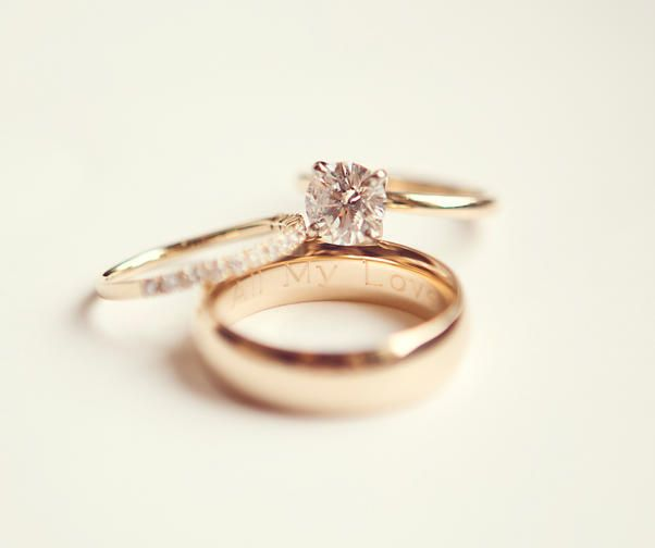the most beautiful wedding rings history of gold wedding