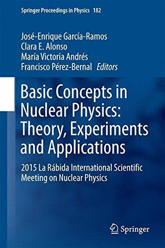 Basic Concepts In Nuclear Physics: Theory Experiments And Applications: 2015 La Rabida International Scientific Meeting On Nuclear Physics (Springer Proceedings In Physics) PDF