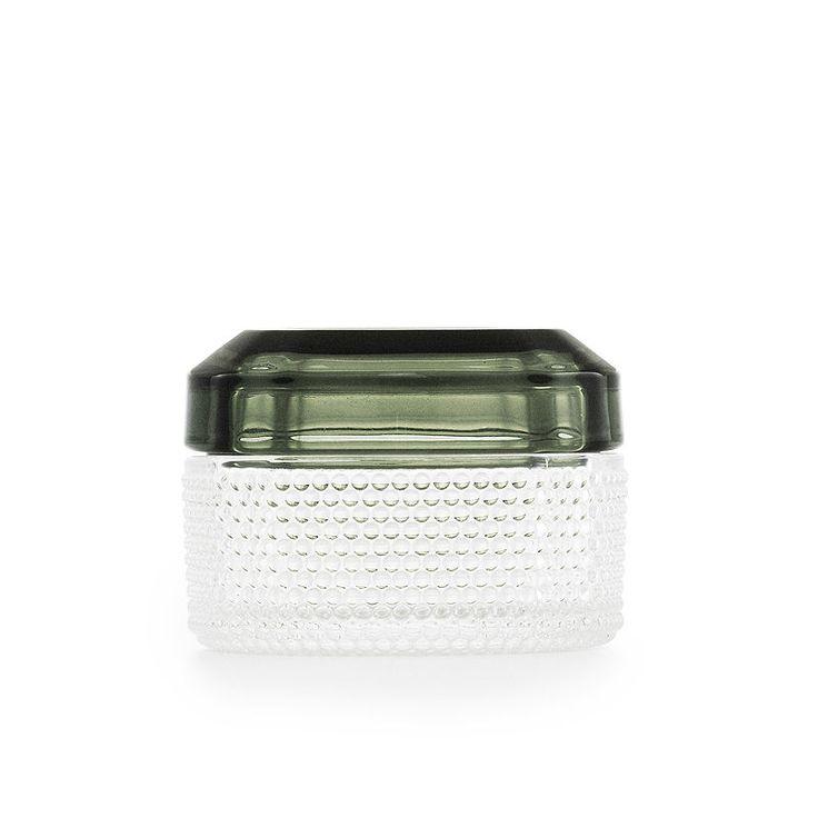 top3 by design - Normann Copenhagen - brilliant box small dark green