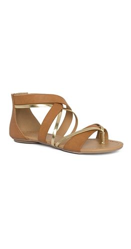 Heart and Sole Sandal