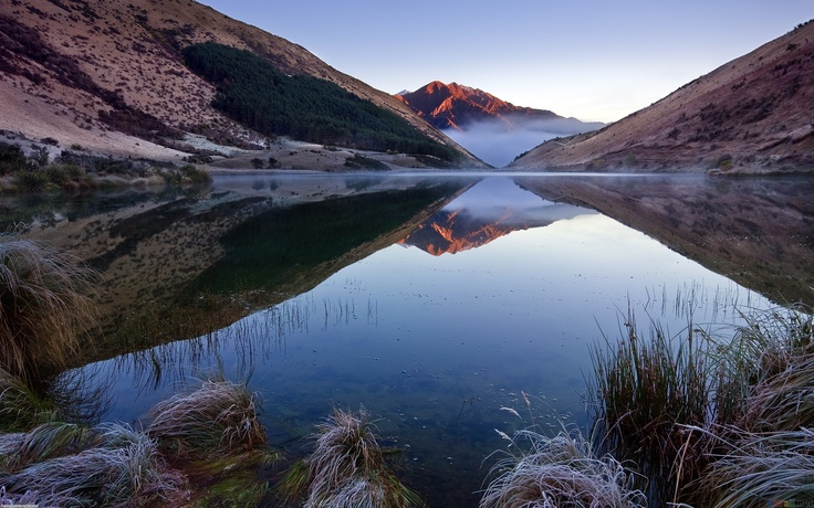 Lake Kirkpatrick, #Queenstown, New Zealand