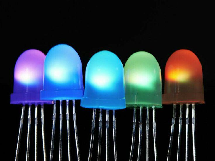 Arduino LED lamp flickering to music