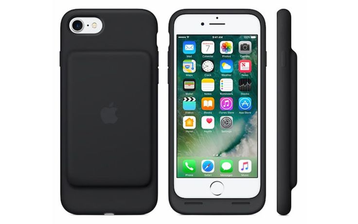 Apple's iPhone 7 battery case adds more battery, it still looks unattractive