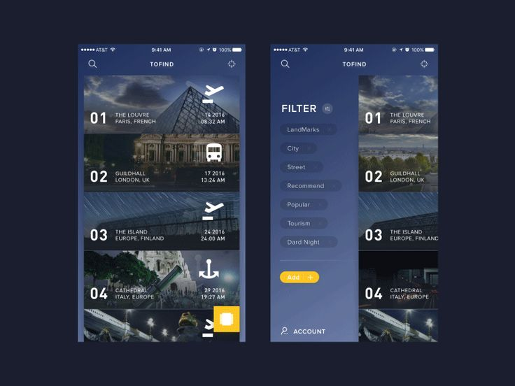 UI Interactions of the week #40 – Muzli -Design Inspiration