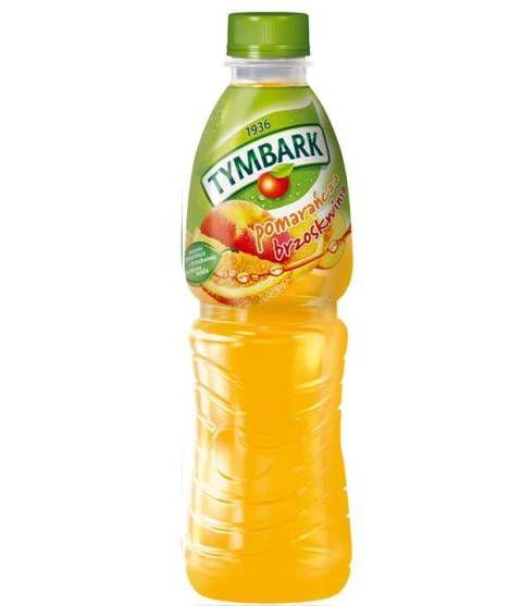Una bebida refrescante y con la vitamina C de la naranja. Disfruta de esta combinación de Naranja y Melocotón creando un refresco con sabor afrutado y refrescante.  El envase de 500ml de TYMBARK DRINKS está envasado en una botella de plástico de PET ASEPTICO AMBIENTE, un procedimiento que implica una esterilización en el envase y el proceso de llenado del líquido que hace que el zumo no pierda el sabor, los nutrientes y las vitaminas, pudiéndose tomar en cualquier momento y lugar del día.