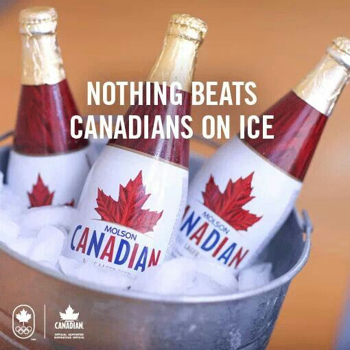 Ice cold!
