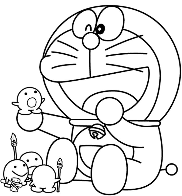 11 best Doraemon Coloring Book images on Pinterest Coloring books