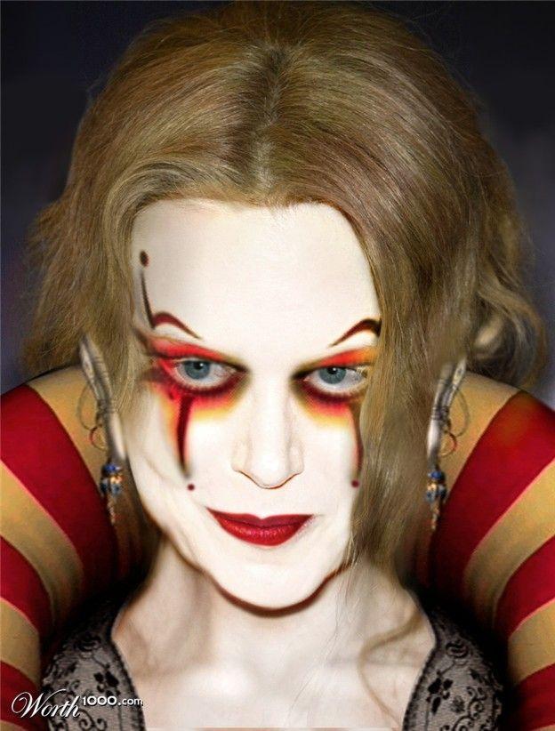Clowning Around 9 - Worth1000 Contests           Nicole