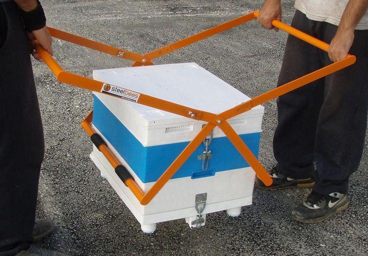 Beekeeping Steel Bees SBD-555 beehives folding carrier