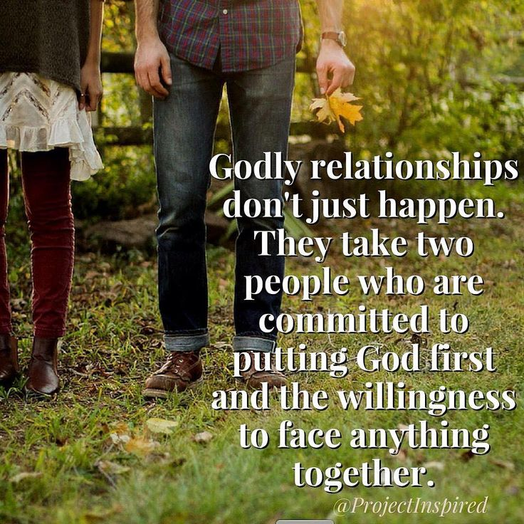 How To Keep God At The Center Of Your Relationship