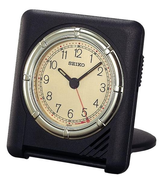 Seiko travel alarm watch from gentleman.fi