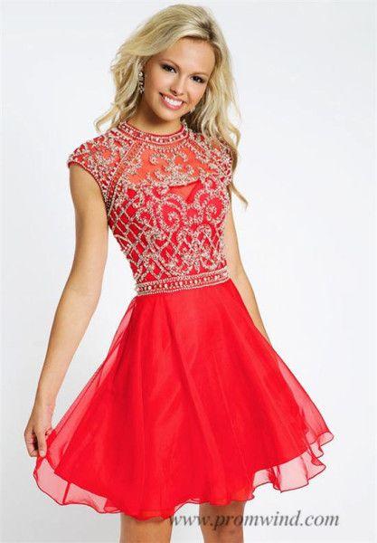 Best 20  Red sparkly dress ideas on Pinterest