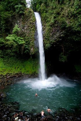 Done this. Will do this again. Horseback to la Fortuna Waterfall in Costa Rica.