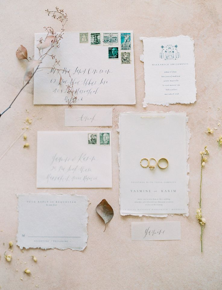 Inspiration for a Beautifully Blush Moroccan Style Wedding