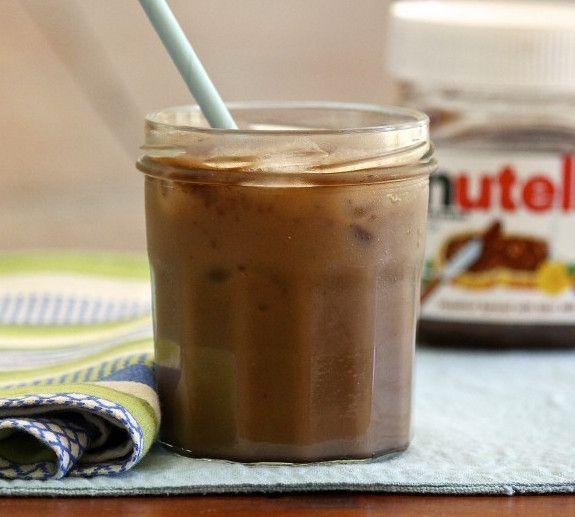 Favori Les 25 meilleures idées de la catégorie Latte glacé sur Pinterest  XX25