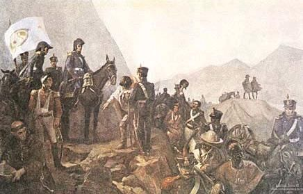 El cruce de los Andes, Anatolio Sokolov