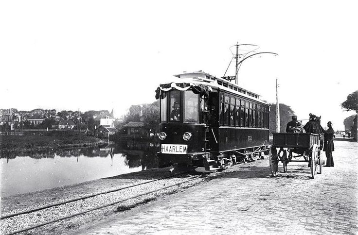 Haarlemmerweg Amsterdam (jaartal: 1900 tot 1910) - Foto's SERC